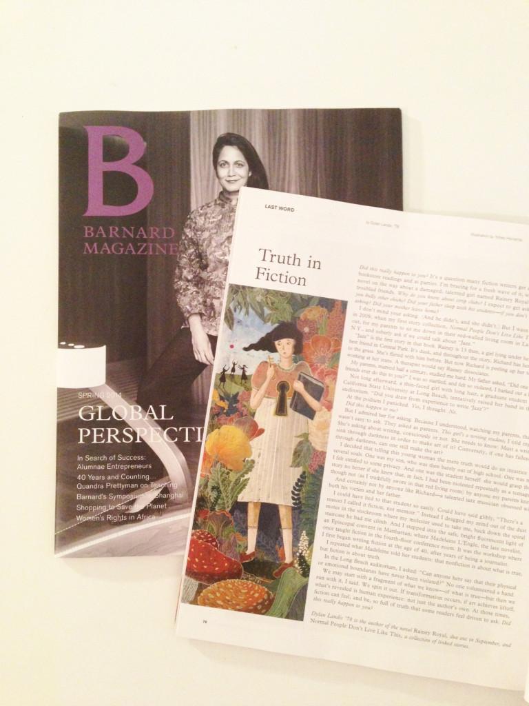 Barnard Magazine